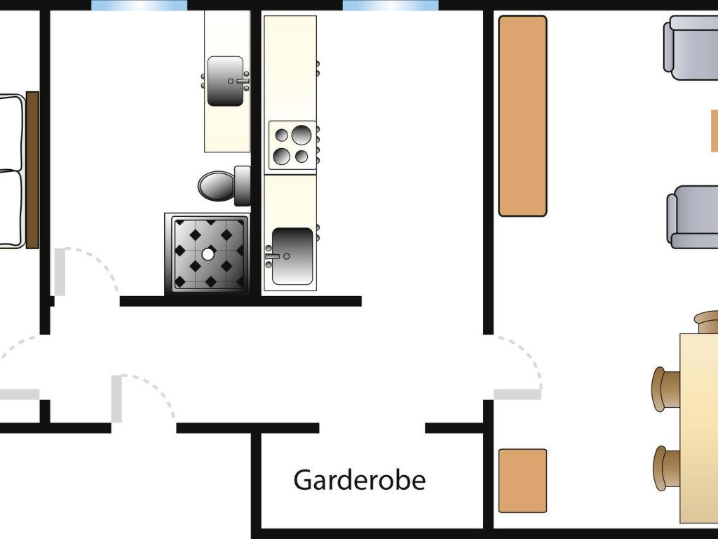 Appartement de vacances Wolfgangsee Blick (SGW100) (719212), St. Gilgen, Salzkammergut, Haute Autriche, Autriche, image 7