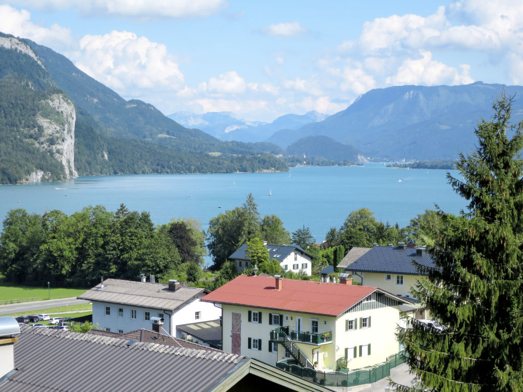 Appartement de vacances Wolfgangsee Blick (SGW100) (719212), St. Gilgen, Salzkammergut, Haute Autriche, Autriche, image 8