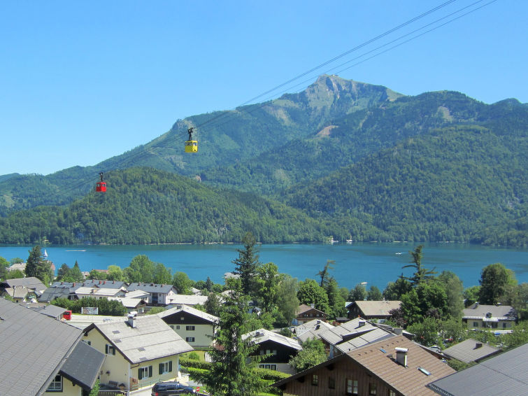 Wolfgangsee Blick (SGW100) Apartment in St Gilgen