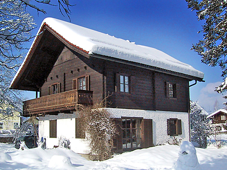Holiday Home Weissenbach with dishwasher and fireplace