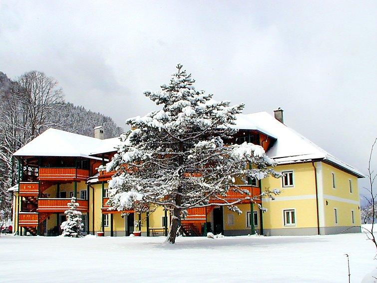 Apartman za odmor Forsthaus blizu skijaškog područja i za sanjkalište