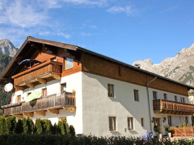 Ferielejlighed Edelweiss tæt på skiområdet og på skøjtebane