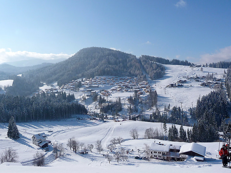 Holiday accommodation Annaberg (6p) at a holidaypark with sauna and indoor pool (I-337)