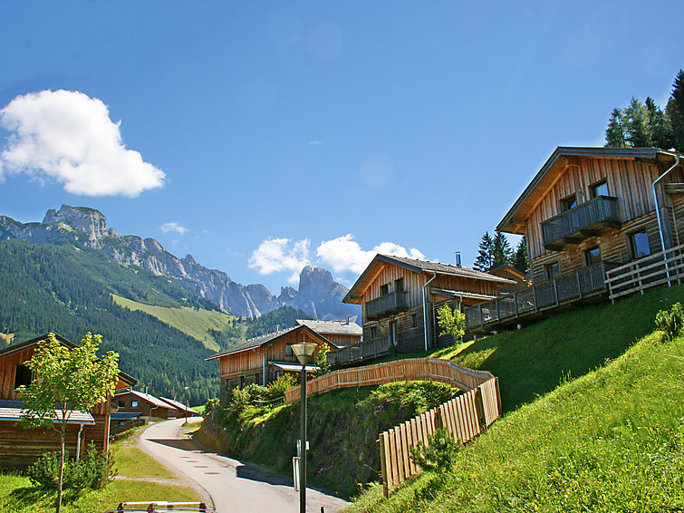 Holiday accommodation Annaberg (8p) with sauna and indoor swimmingpool at the park (I-333)