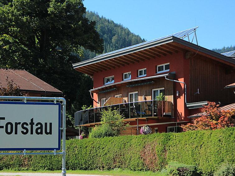 met je hond naar dit vakantiehuis in Radstadt
