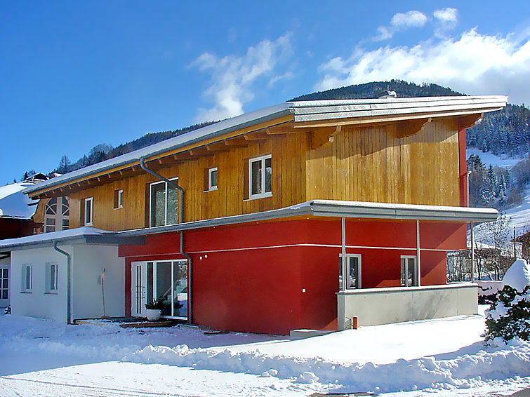 Appartement Dahoam (4p) op de begane grond met sauna en op 500 meter van de piste (I-413)