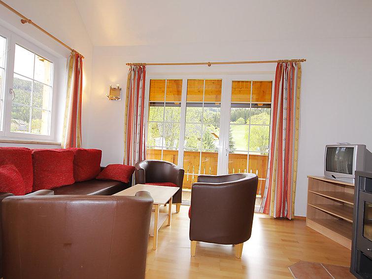 6 persoons-appartement Aineckblick met mooi uitzicht op de piste (I-381)