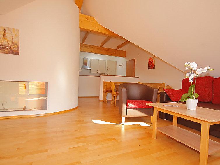 Penthouse Appartement Aineckblick ingericht voor 6 personen met panoramisch uitzicht (AT5581.120.7)