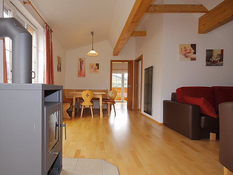 Apartment for 8 persons panoramic view at the ski ring and the scenery (Aineckblick) (I-382)