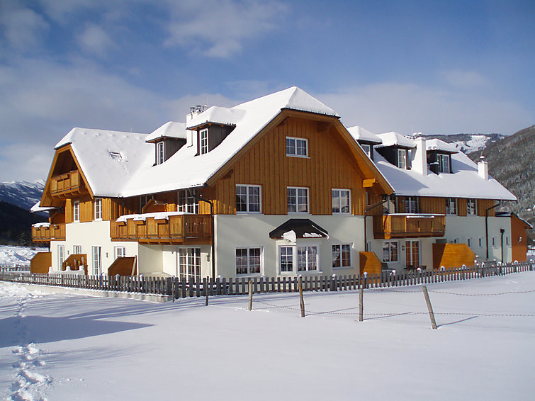 Apartment Aineckblick for 6 persons Directly at a ski area located (I-392)