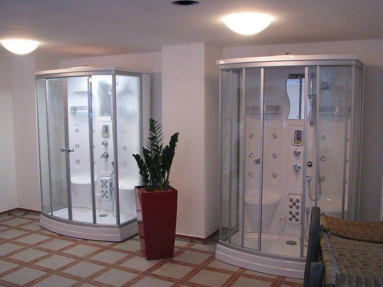 Wellness in het complex van Appartement Schillerhof (8p) aan de piste en met overdekt zwembad (I-365)