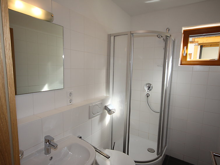 Apartment (8p) in Apartmentcomplex Schonblick with indoor swimmingpool and outside swimmingpool nearby the ski ring in Salzburgerland (I-460)