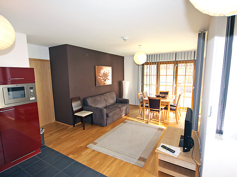 Wellness apartment (8p) in apartmentcomplex Schonblick with indoor swimmingpool, outside swimmingpool and wifi in Salzburgerland (I-468)