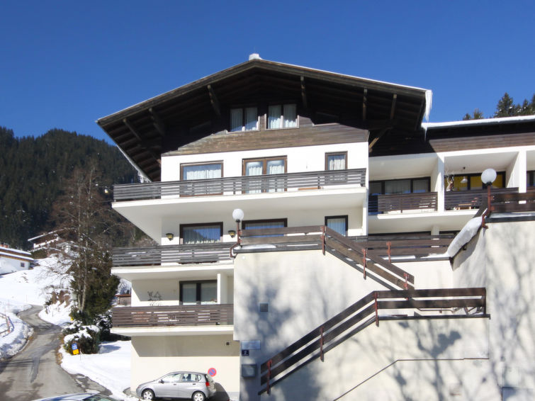 Holiday appartement (4p) direct aan het skigebied in Zell am See (I-280)