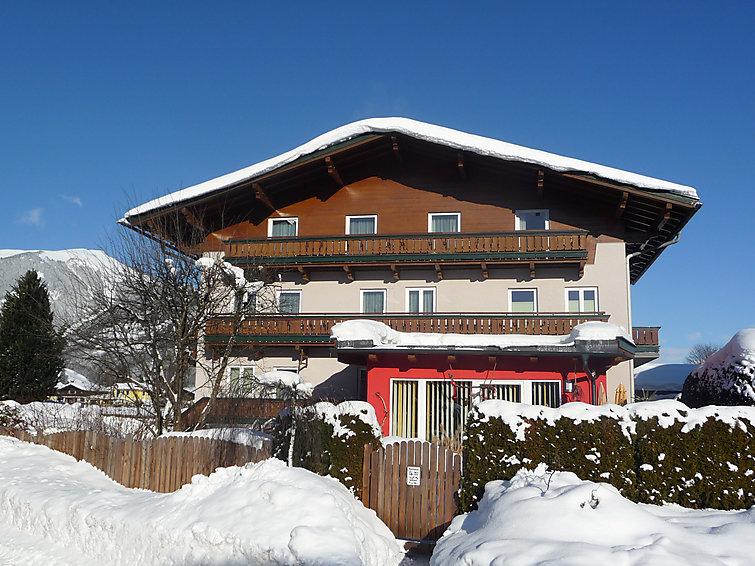 Haus Rupertus met sauna en maximaal 1 huisdier toegestaan (6p) (I-278)