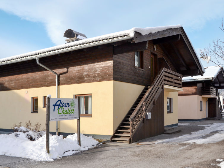 Alpenchalet (ZSE200) - Apartment - Zell am See