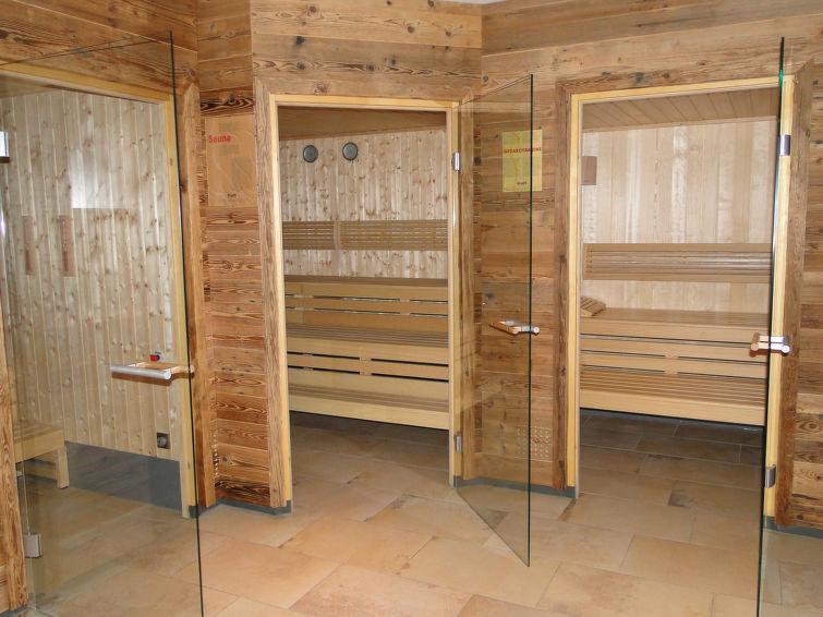 Moderner Wohnung 4p Mountain Resort Kaprun Mit Hallenbad Und Sauna