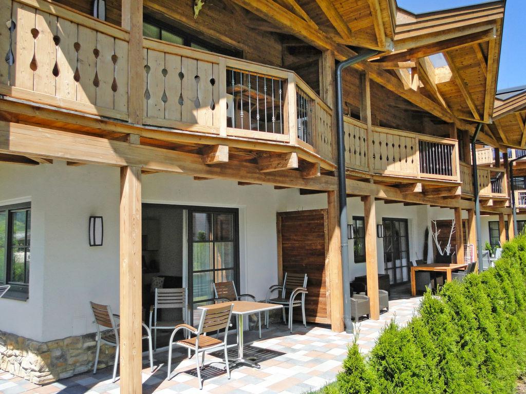 Ferienwohnung Mountain Resort-Kaprun