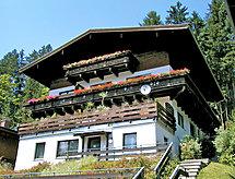 Haus Enzian con terraza y microondas