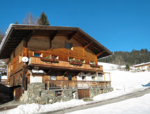 Bramberg am Wildkogel - Maison de vacances Haus EDT (BRB215)