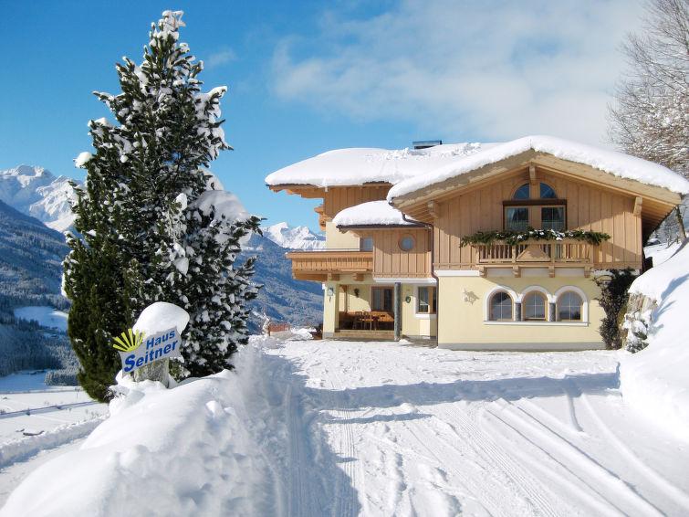 Haus Seitner (BMG160) - Chalet - Bramberg am Wildkogel