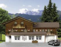 Saalbach-Hinterglemm - Rekreační apartmán Schmiede