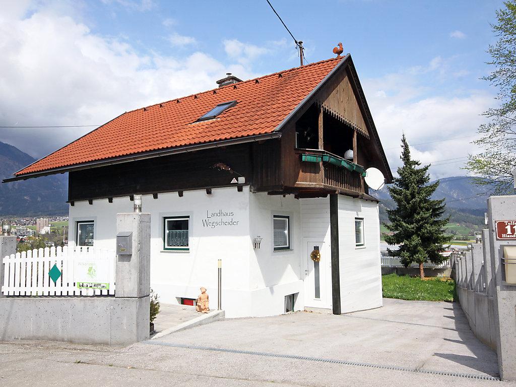 Ferienhaus Landhaus Wegscheider