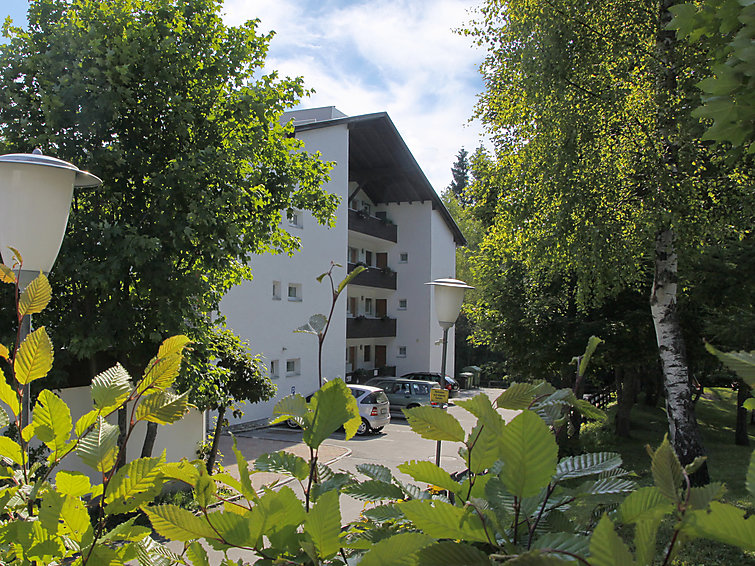 Am Birkenhain Apartment in Seefeld