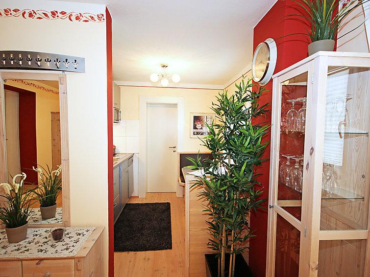 Appartement Arthur (3p) aan de piste met sauna en wifi (I-432)