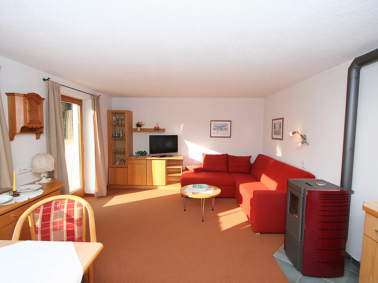 Apartment St Martin with fireplace and 400m from the ski ring in Seefeld, Tirol (I-418)
