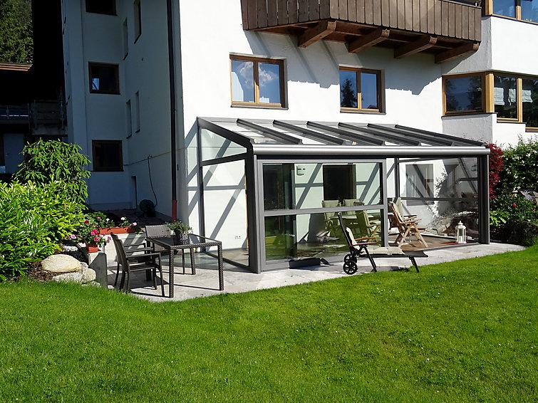 Appartement St Martin met openhaard en 400m van de piste in Seefeld, Tirol (I-418)