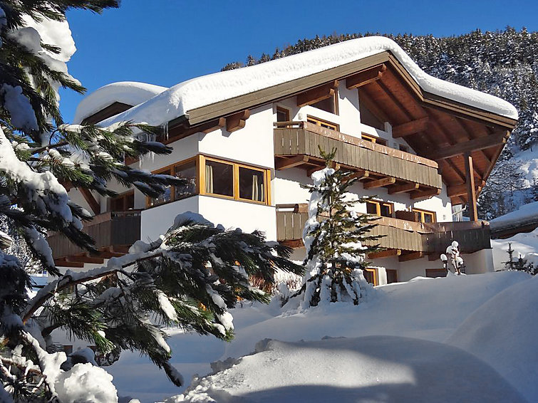 Apartment St Martin (6p) with fireplace and 400 m from the ski ring in Seefeld, Tirol (AT6100.240.1)