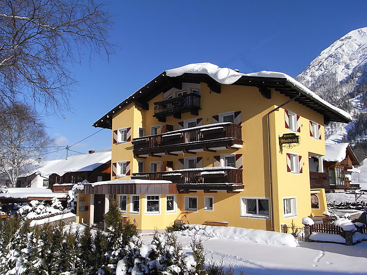 Holiday Apartment Waldruh with children playground and for tennis