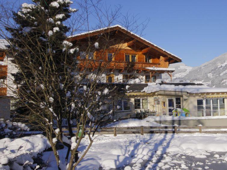 Huber Apartment in Fugen