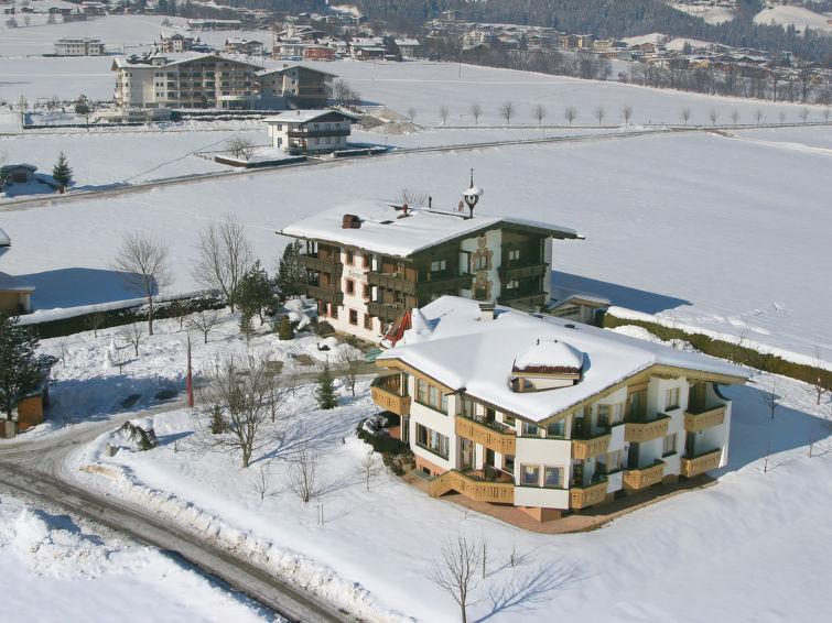 Römerhof Apartment in Fugen