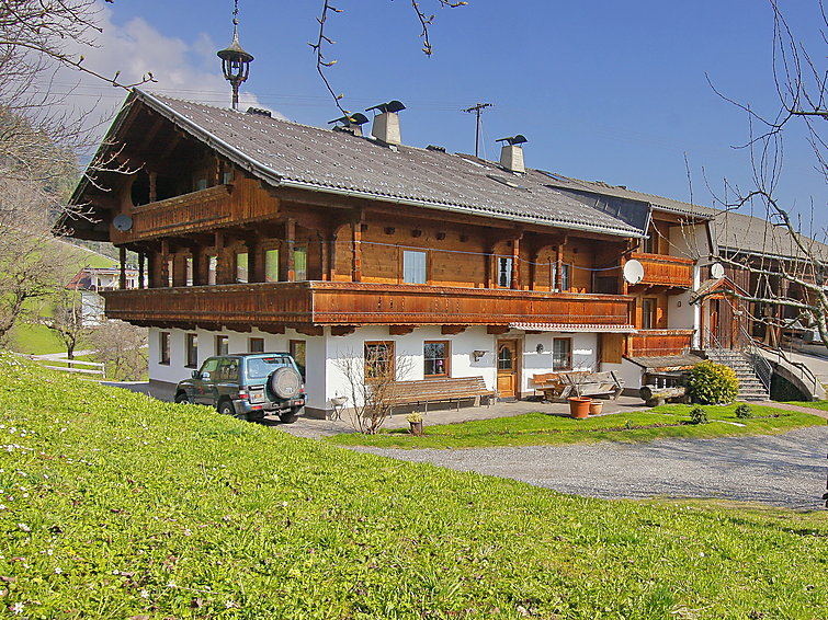 Appartement Hochfugen - Untererhof
