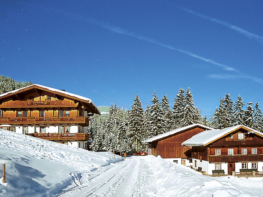 Holiday apartment Luxner (KAB133) (109091), Kaltenbach, Zillertal, Tyrol, Austria, picture 18