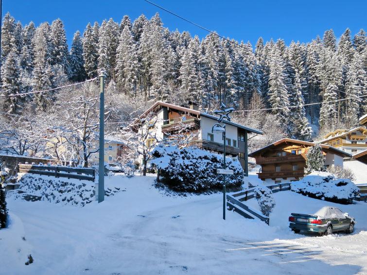 Haus Zisterer (RDI200) - Apartment - Ried im Zillertal
