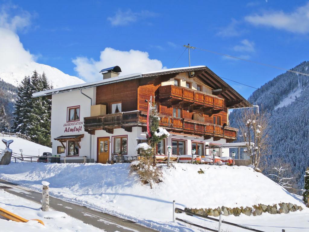 Ferienwohnung Jausenstation Almluft (SUZ274) Ferienwohnung in Österreich
