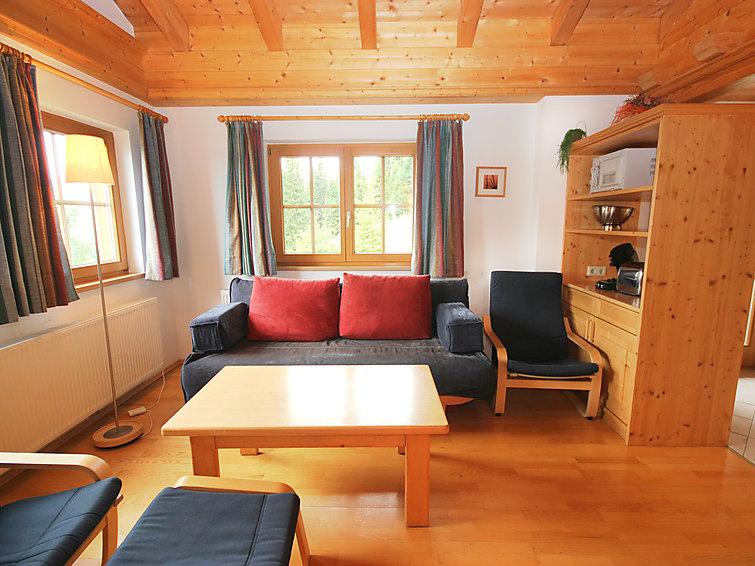 Vakantiehuis Konigsleiten 4, aan de piste en met sauna (6p) (I-293)