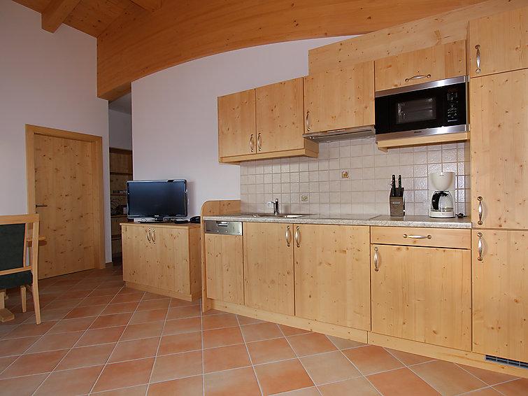 Wintersportvakantie Oostenrijk wellnessappartement Manuela (4p) aan de piste met sauna (I-286)