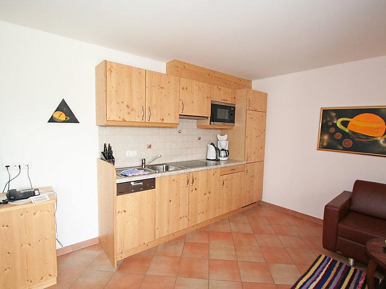 Ski holiday Austria wellness-apartment Manuela (4p) at the slopes with sauna (I-286)