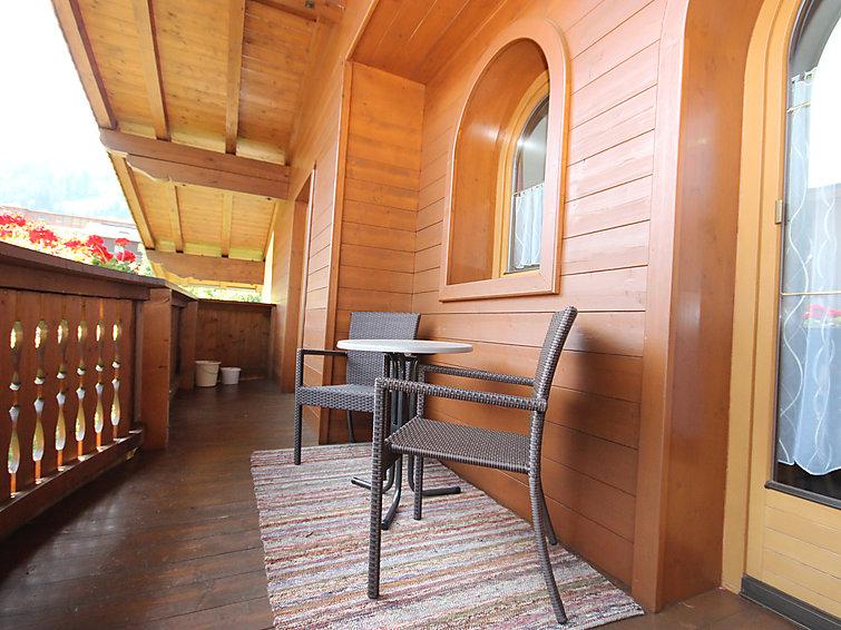 Hundsbichler Apartment in Hippach