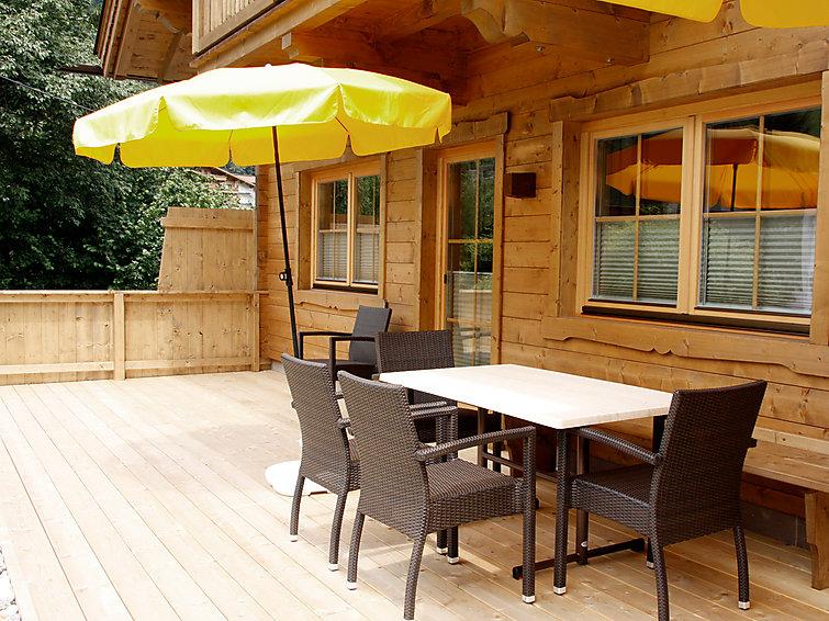 Holidayhome Antonia (8p) with sauna and wifi in Mayrhofen, Tirol (AT6290.580.2)