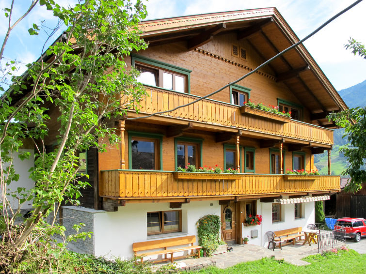Rieplerhof (MHO157) Accommodation in Mayrhofen