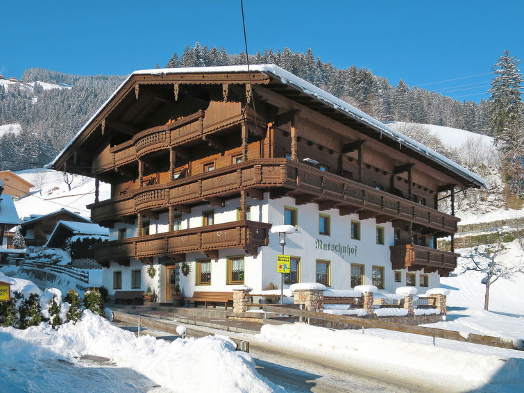 Ratschnhof (MHO585) Apartment in Mayrhofen