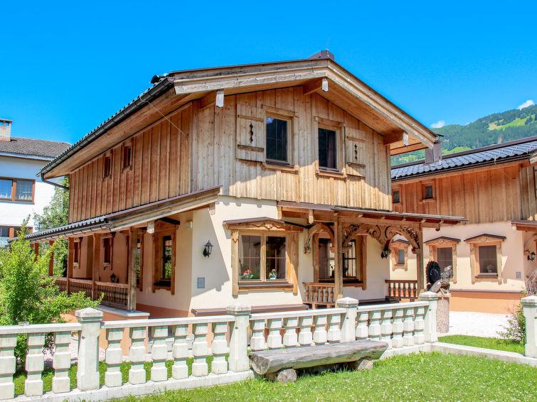 vacances autriche Maison de vacances Schwendau, Mayrhofen, Eté
