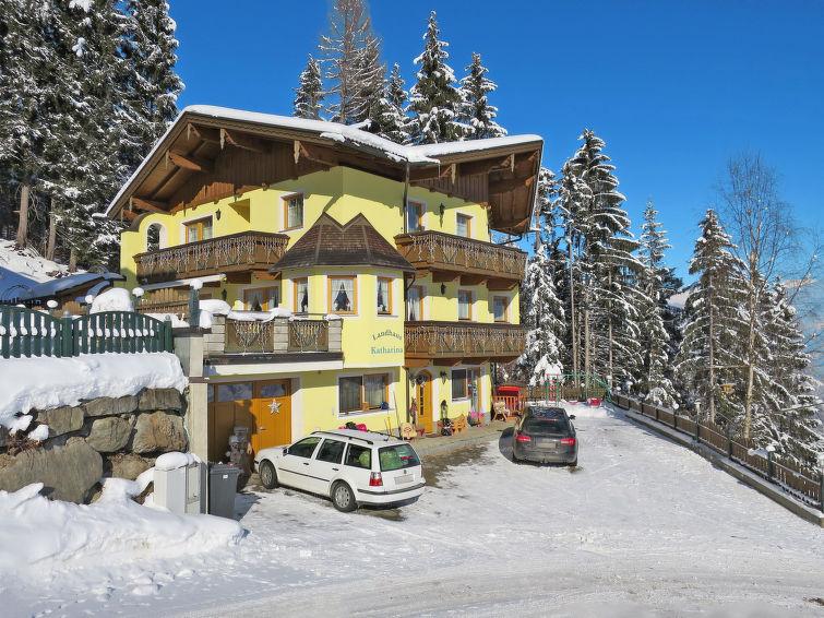 Katharina (MHO758) Apartment in Mayrhofen