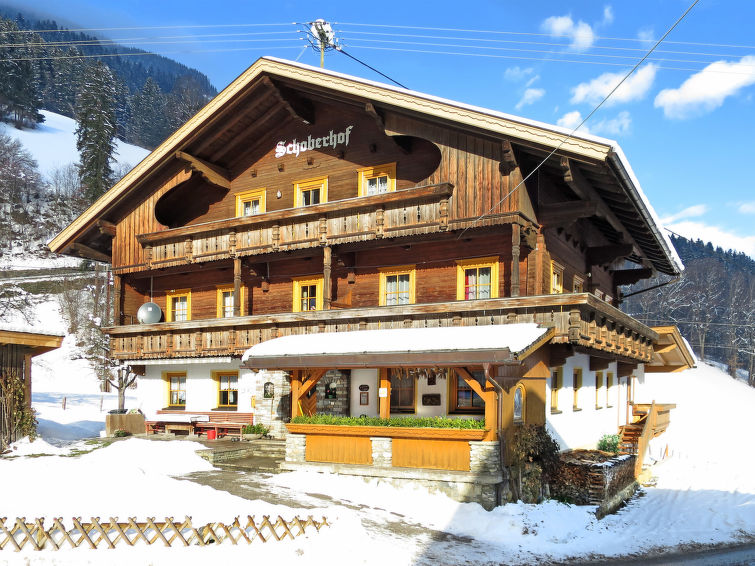 Schoberhof (MHO799) Apartment in Mayrhofen