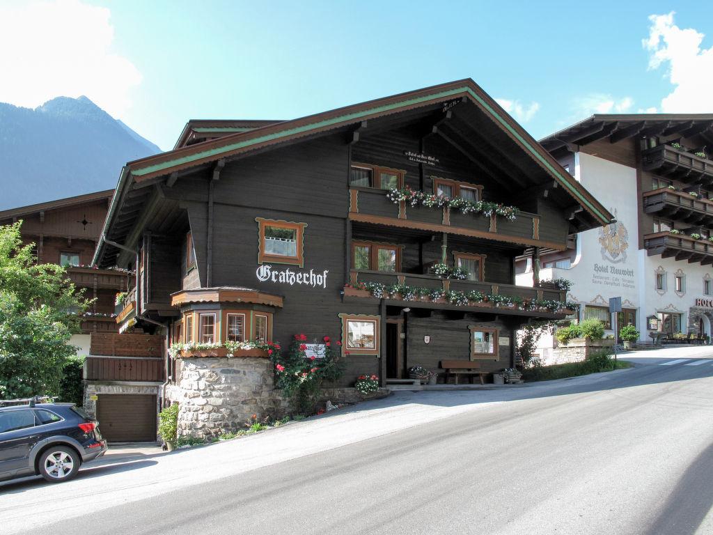 Holiday apartment Gratzerhof (FBZ211) (825627), Finkenberg, Tux - Finkenberg, Tyrol, Austria, picture 1